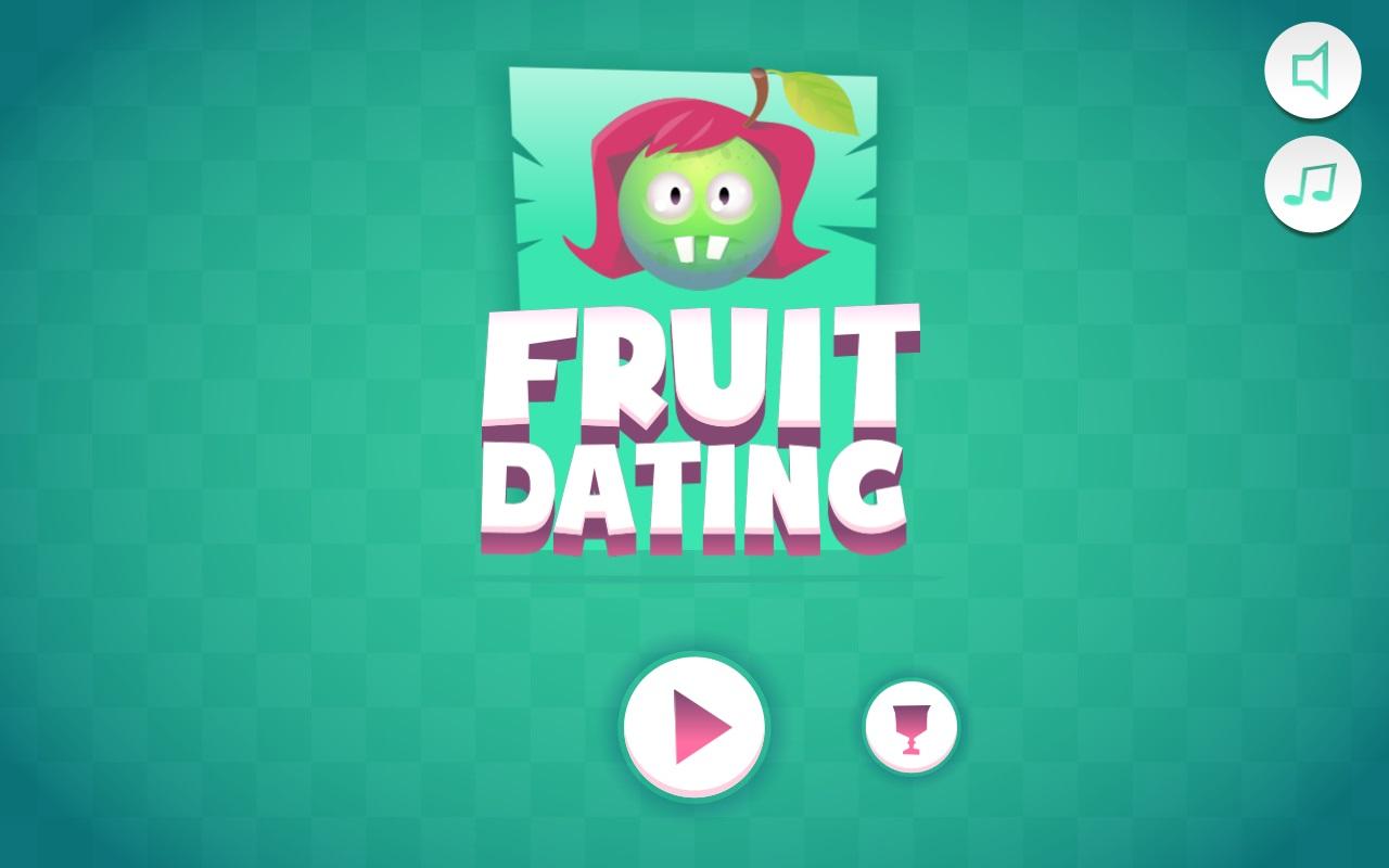 FruitDating Menu