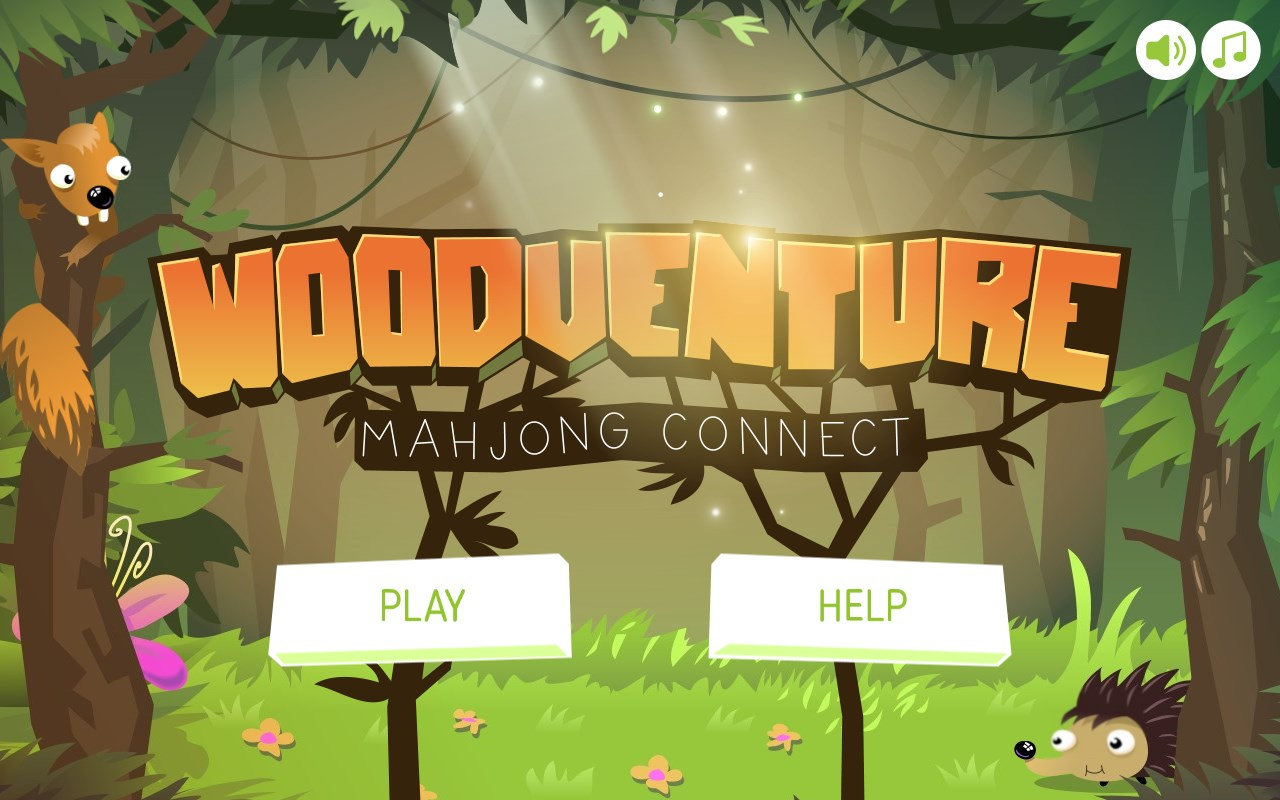 Woodventure Menu